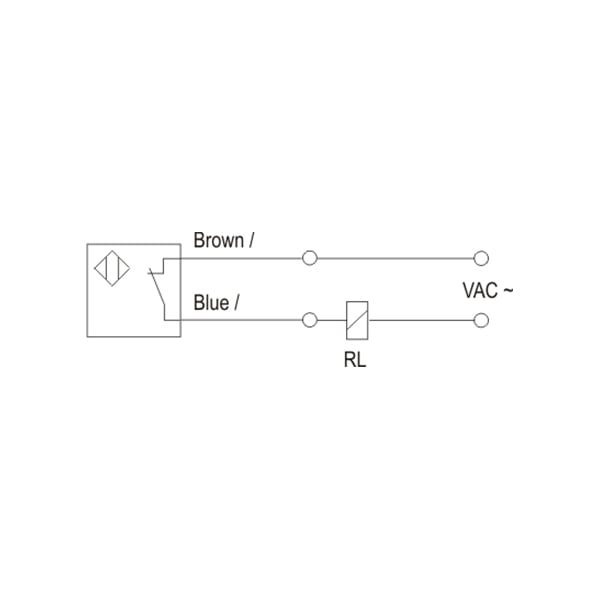 سنسور کد IPS-204-CA-12