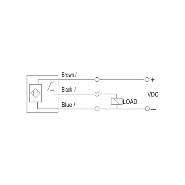 سنسور کد OPS-3300-OP-P18-TB-RC