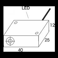 سنسور کد IPS-204-OD-R12