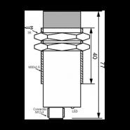 سنسور کد IPS-315-CN-30-V-S4