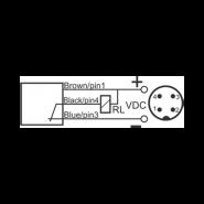سنسور کد IPS-315-CN-34-VI-S4