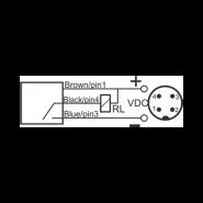 سنسور کد IPS-315-ON-34-VI-S4