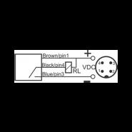 سنسور کد IPS-320-ON-34-VI-S4