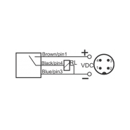 سنسور کد IPS-302-OP-12-S4