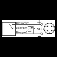 سنسور کد IPS-320-OP-P34-VI-S4