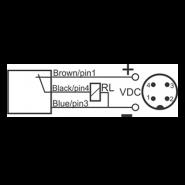 سنسور کد IPS-320-CP-40-V-S4