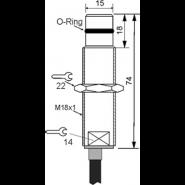 سنسور کد IPS-302-CN-18-HP