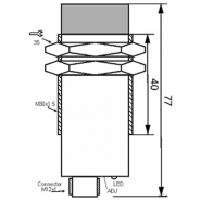سنسور کد CPS-320-CN-30-S4
