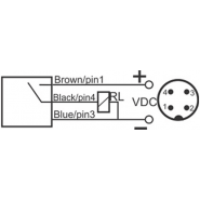 سنسور کد IPS-302-OP-18-HP-S4