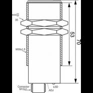 سنسور کد OPS-450-P-30-DF-S4