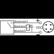 سنسور کد OPS-320-OP-P18-DF-S4