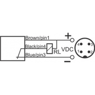 سنسور کد OPS-350-CN-30-DF-S4
