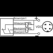 سنسور کد OPS-450-N-30-DF-S4