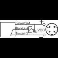 سنسور کد OPS-340-CN-P18-DF-S4