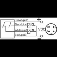 سنسور کد OPS-440-P-P18-DF-S4