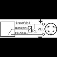 سنسور کد OPS-350-ON-P18-DF-S4
