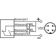سنسور کد OPS-450-N-P18-DF-S4