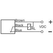 سنسور کد OPS-3300-CN-R18-RR