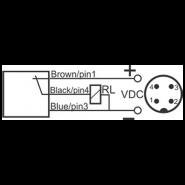 سنسور کد OPS-32000-CP-18-TB-RC-S4