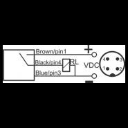 سنسور کد OPS-32000-OP-18-TB-RC-S4